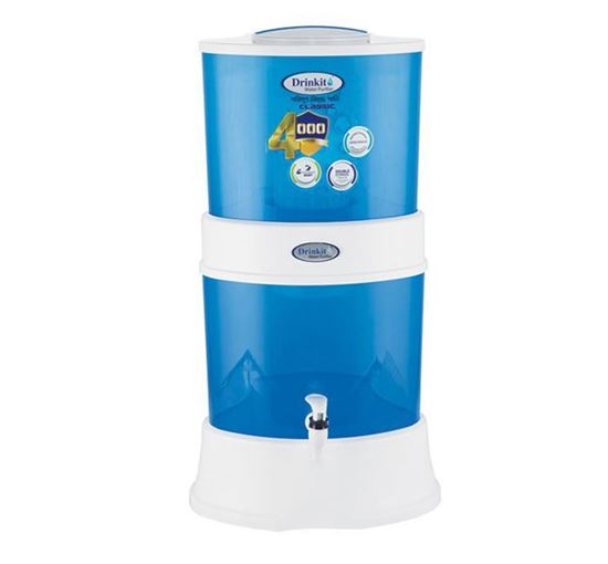 Drinkit Classic Water Purifier Blue